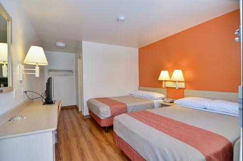 Motel 6 Palm Springs E East Palm Canyon - Palm Springs - Double room