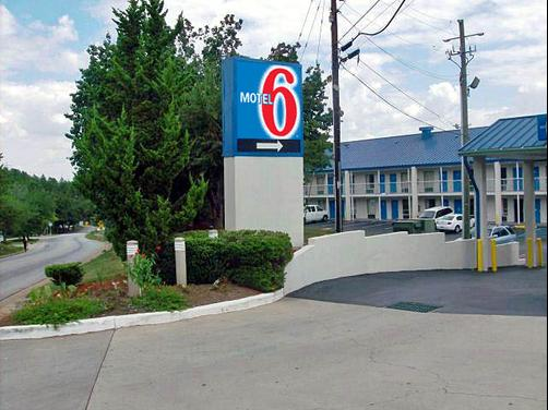 Motel 6 Atlanta GA - Atlanta - Building