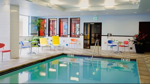 The Maxwell Hotel - Seattle - Pool