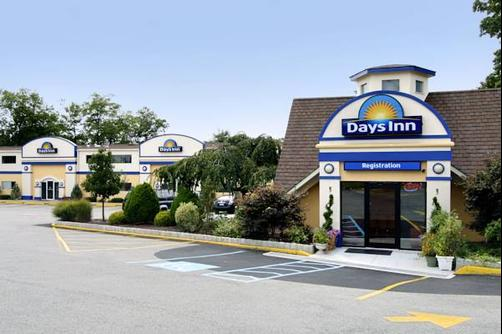 Days Inn Nanuet Spring Valley - Nanuet - Building