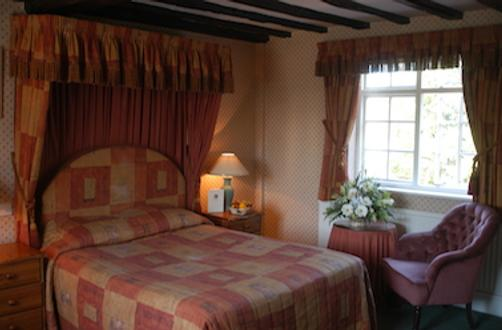 Brook Marston Farm Hotel - Sutton Coldfield - Bedroom