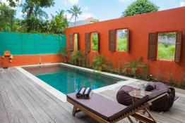 Romantic Retreat Villa Seminyak