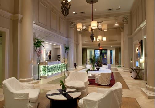 International House - New Orleans - Lobby
