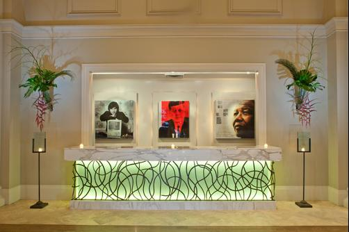 International House - New Orleans - Front desk