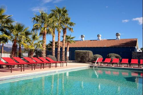 Palm Canyon Hotel - Borrego Springs - Pool