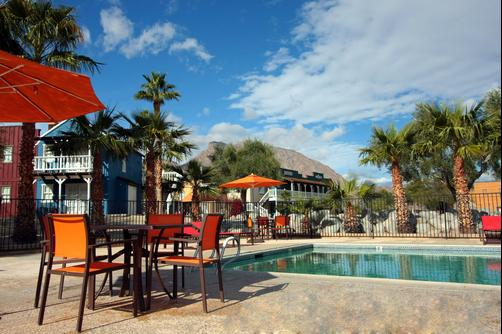 Palm Canyon Hotel - Borrego Springs - Outdoors view