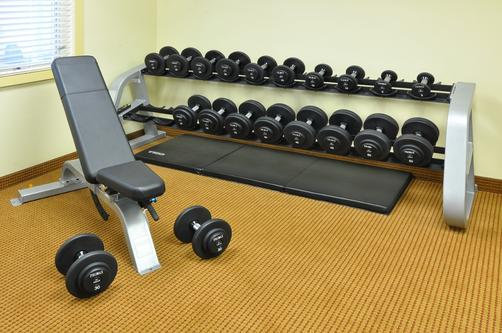 Comfort Inn Near Ft. Bragg - Fayetteville - Gym