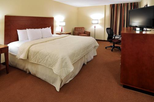 Comfort Inn Near Ft. Bragg - Fayetteville - Bedroom