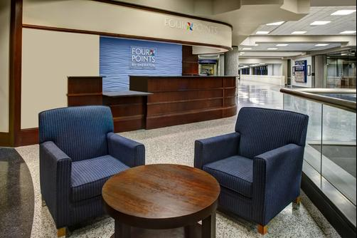Four Points by Sheraton Huntsville Airport - Huntsville - Lobby