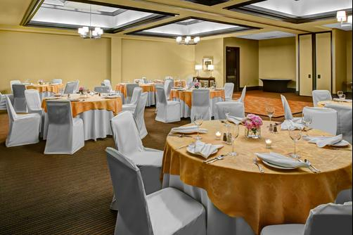 Four Points by Sheraton Huntsville Airport - Huntsville - Conference room