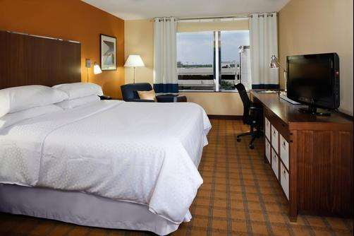 Four Points by Sheraton Huntsville Airport - Huntsville - Bedroom