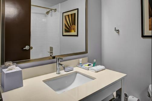 Four Points by Sheraton Huntsville Airport - Huntsville - Bathroom