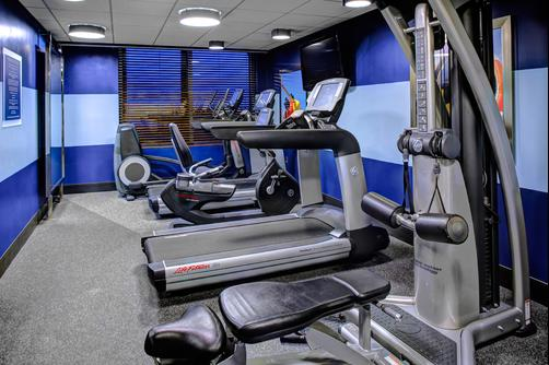 Four Points by Sheraton Huntsville Airport - Huntsville - Gym