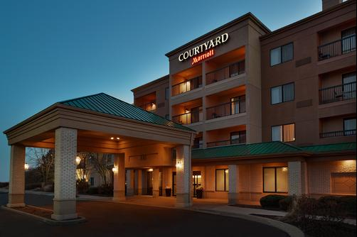 Courtyard by Marriott Chicago St Charles - Saint Charles - Building