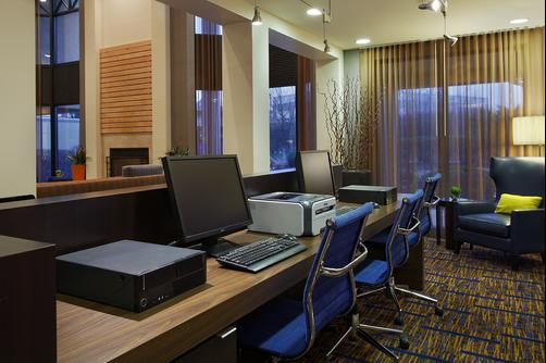 Courtyard by Marriott Chicago St Charles - Saint Charles - Business center