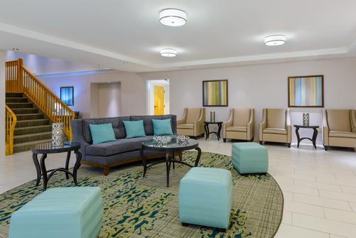 Homewood Suites by Hilton Phoenix-Metro Center - Phoenix - Lobby