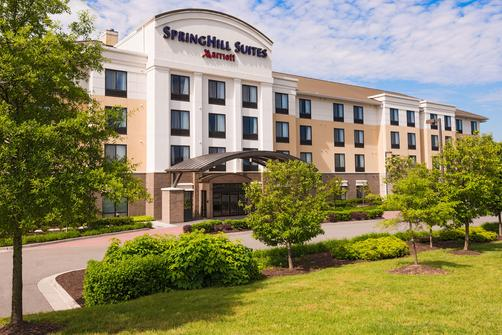 SpringHill Suites by Marriott Richmond Northwest - Richmond - Outdoors view