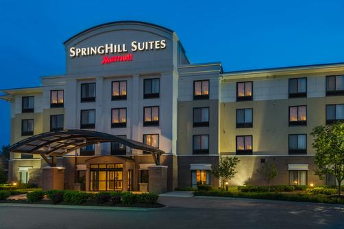 SpringHill Suites by Marriott Richmond Northwest - Richmond - Building