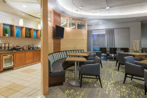 SpringHill Suites by Marriott Richmond Northwest - Richmond - Restaurant