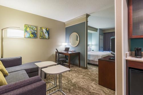 SpringHill Suites by Marriott Richmond Northwest - Richmond - Bedroom