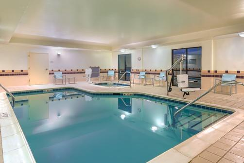 SpringHill Suites by Marriott Richmond Northwest - Richmond - Gym