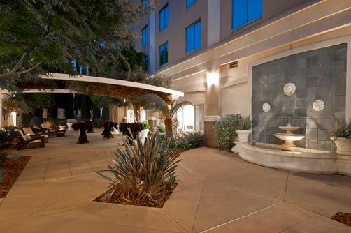 Biltmore Hotel and Suites - Santa Clara - Patio