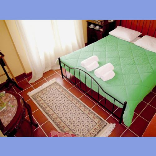 Atheaton Traditional Guesthouse - Nafplio - Bedroom