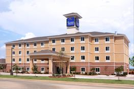 Sleep Inn & Suites next to Mall and Medical Center