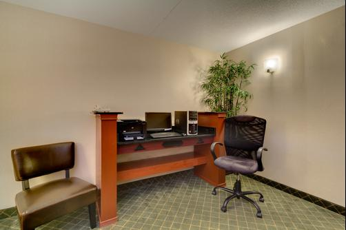 Best Western PLUS Augusta Civic Center Inn - Augusta - Business center