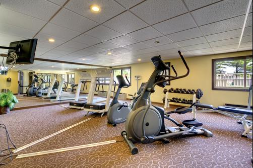 Best Western PLUS Augusta Civic Center Inn - Augusta - Gym