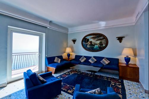 Best Western Hotel Paradiso - Naples - Living room