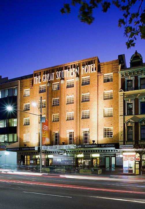 Great Southern Hotel - Sydney - Building