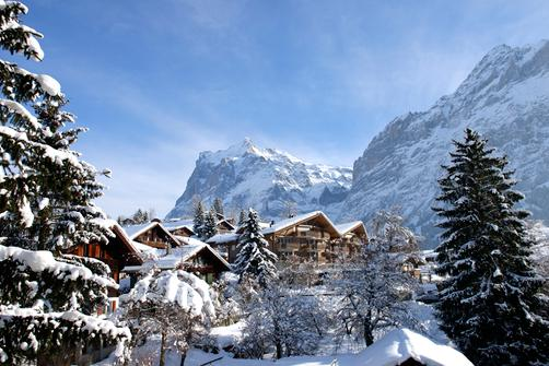 Central Hotel Wolter - Grindelwald - Attractions