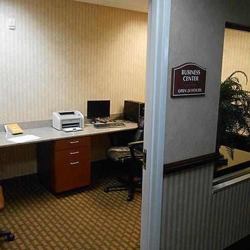 Comfort Suite Morrow - Morrow - Business center