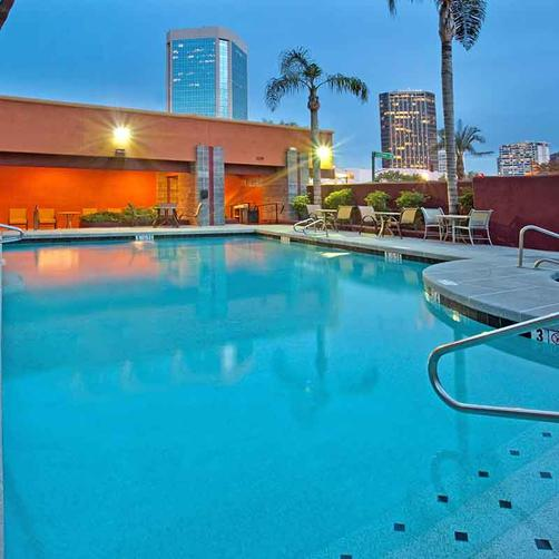 Phoenix Hotel and Suites - Phoenix - Pool