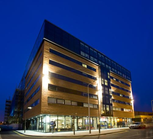 Hampton by Hilton Liverpool City Centre Hotel - Liverpool - Outdoors view