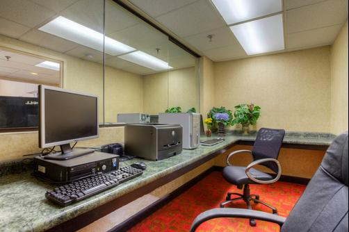 Comfort Inn Matthews/Charlotte - Matthews - Business center