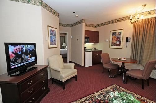 Crowne Plaza Nashua - Nashua - Living room