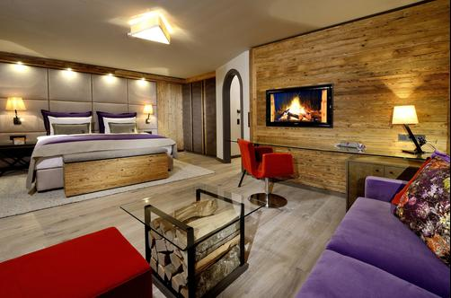 Eva, Village Hotel - Saalbach - Bedroom