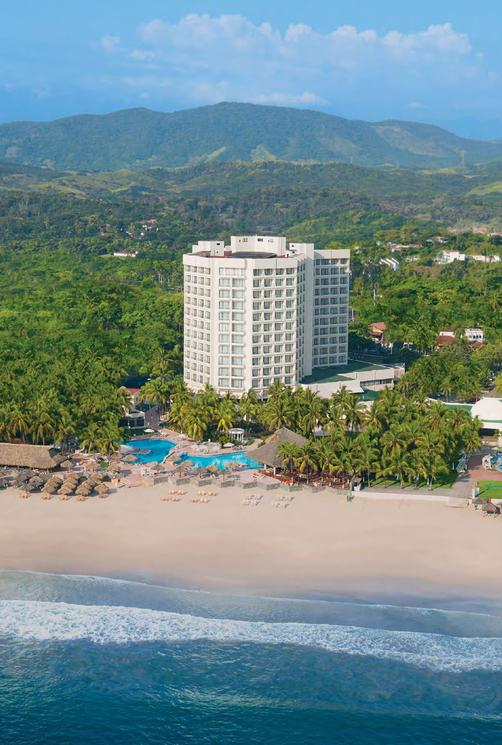Sunscape Dorado Pacifico Ixtapa Resort & Spa All Inclusive - Ixtapa - Building