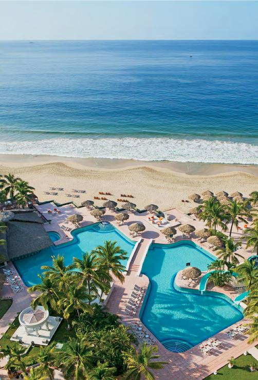 Sunscape Dorado Pacifico Ixtapa Resort & Spa All Inclusive - Ixtapa - Pool