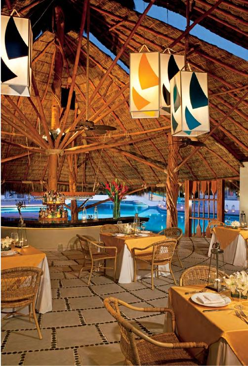 Sunscape Dorado Pacifico Ixtapa Resort & Spa All Inclusive - Ixtapa - Restaurant