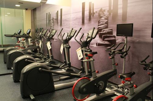 Royal Park Hotel The Shiodome - Tokyo - Gym