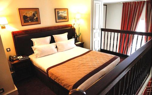 Saint James Albany Paris Hotel Spa - Paris - Bedroom