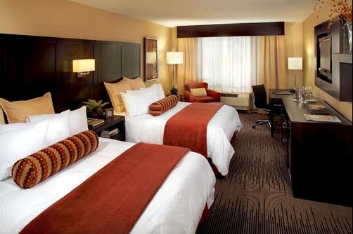 Hampton Inn Phoenix - Biltmore - Phoenix - Bedroom