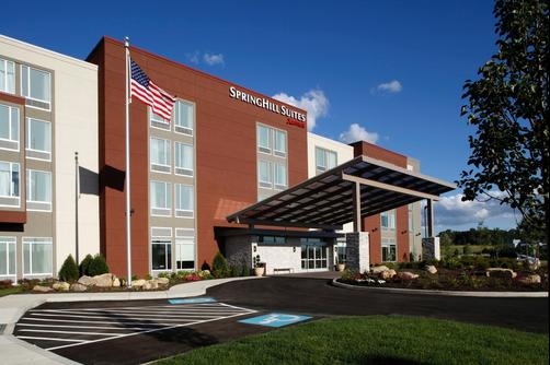 SpringHill Suites by Marriott Pittsburgh Latrobe - Latrobe - Building