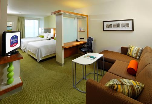 SpringHill Suites by Marriott Pittsburgh Latrobe - Latrobe - Bedroom