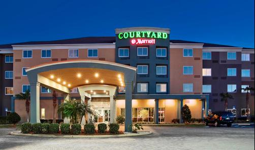 Courtyard by Marriott Tampa Oldsmar - Oldsmar - Building