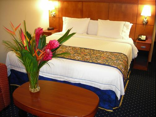 Courtyard by Marriott Tampa Oldsmar - Oldsmar - Bedroom