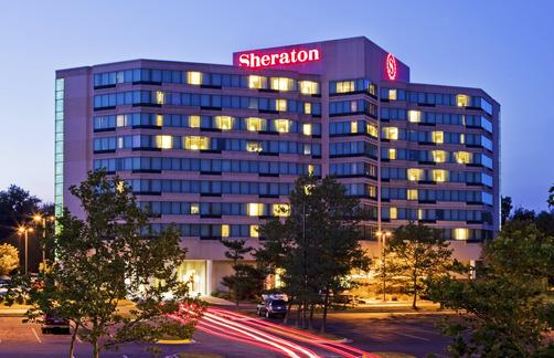 Sheraton College Park North Hotel - Beltsville - Building